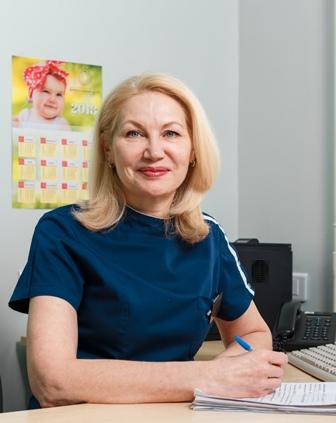 Фролова Марина Анатольевна