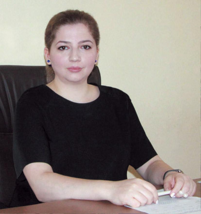 Хархарова Муминат Арсеновна