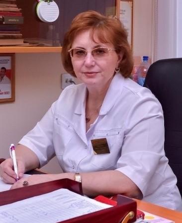 Рудакова Елена Борисовна