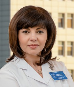 Сагамонова Каринэ Юрьевна