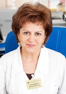Смольникова Вероника Юрьевна